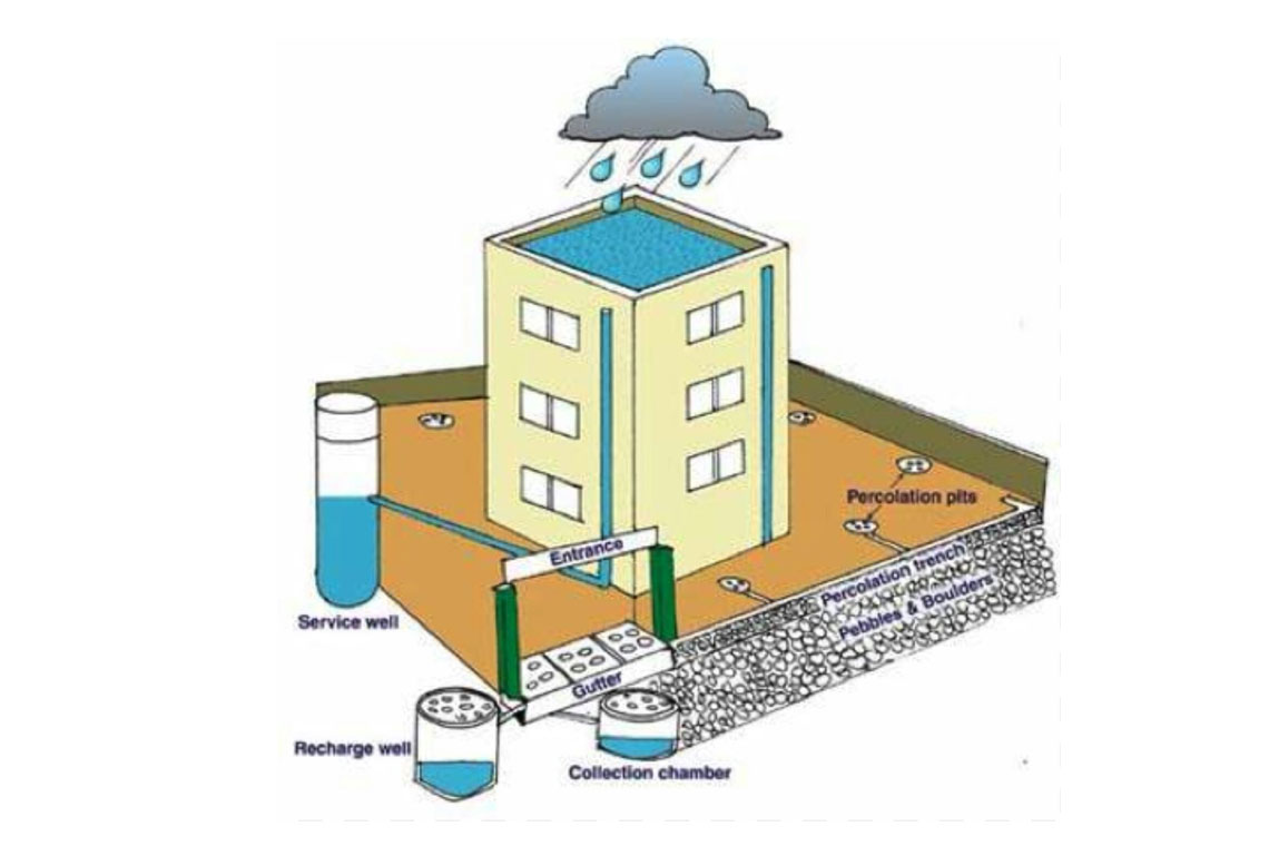 Catch Rainwater and Solve Your Water Problem