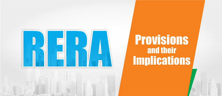 RERA Act, Brings Cheer to the Home Buyers